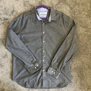Nautica Mens Classic Fit Button Down Shirt XL